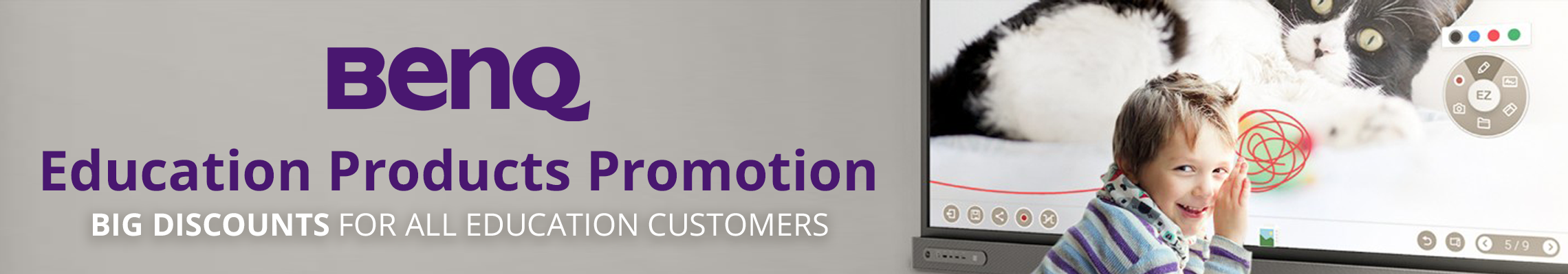 BenQ Education Promotion