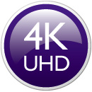 RP840G Ultra-High-Definition Resolution