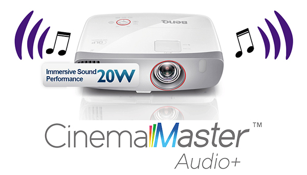 CinemaMaster Audio+
